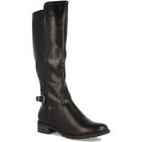 Schoenen Dames Hoge laarzen Clowse 8B972 Negro