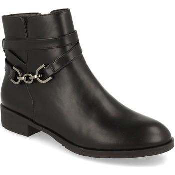 Schoenen Dames Enkellaarzen Prisska TY108 Negro