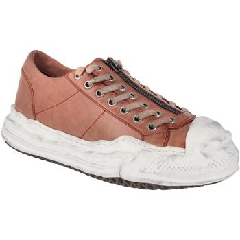 Schoenen Dames Lage sneakers Rebecca White UVRW225B Rood