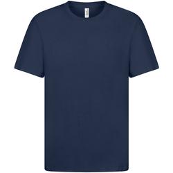 Textiel Dames T-shirts korte mouwen Casual Classics  Navy