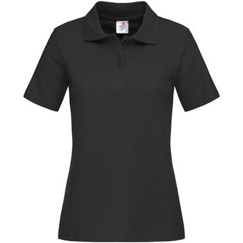 Textiel Dames T-shirts & Polo's Stedman  Zwart Opaal