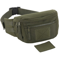 Tassen Heuptassen Bagbase BG842 Militair Groen