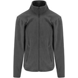 Textiel Heren Fleece Pro Rtx RX401 Massief Grijs