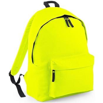 Tassen Rugzakken Bagbase BG125 Fluorescerend Geel