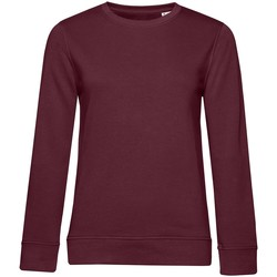 Textiel Dames Sweaters / Sweatshirts B&c WW32B Bourgondië