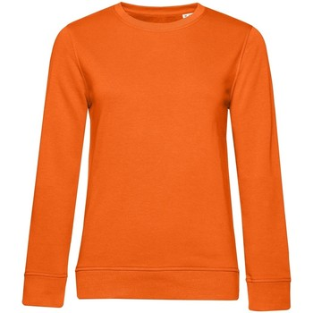 Textiel Dames Sweaters / Sweatshirts B&c WW32B Oranje