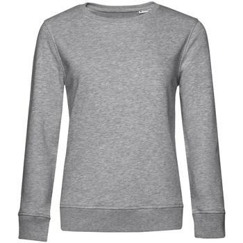 Textiel Dames Sweaters / Sweatshirts B&c WW32B Grijze Heide