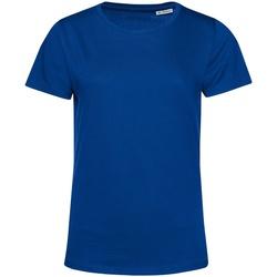 Textiel Dames T-shirts korte mouwen B&c TW02B Koningsblauw