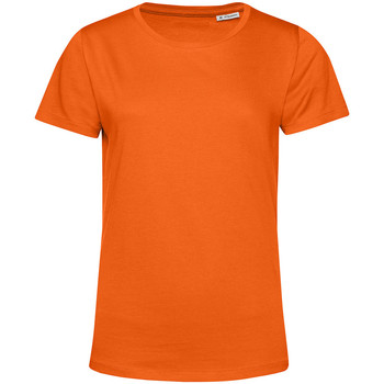 Textiel Dames T-shirts korte mouwen B&c TW02B Oranje