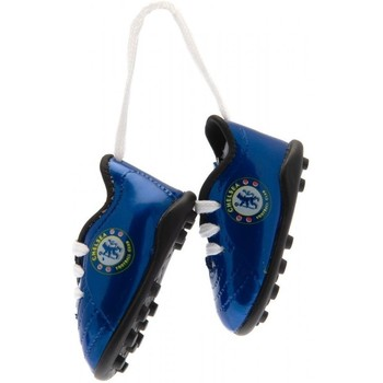 Accessoires Veters Chelsea Fc  Blauw/Wit