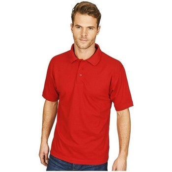Textiel Heren Polo's korte mouwen Casual Classics  Rood