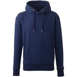 Textiel Heren Sweaters / Sweatshirts Anthem AM01 Marine Oxford