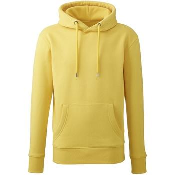 Textiel Heren Sweaters / Sweatshirts Anthem AM01 Geel