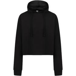 Textiel Dames Sweaters / Sweatshirts Sf SK516 Zwart