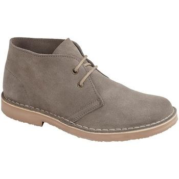Schoenen Heren Laarzen Roamers  Grijs