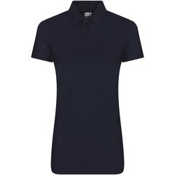 Textiel Dames Polo's korte mouwen Pro Rtx RX105F Marine