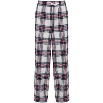 Textiel Dames Pyjama's / nachthemden Sf SK83 Wit/Roze