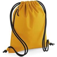 Tassen Sporttas Bagbase BG281 Mosterd