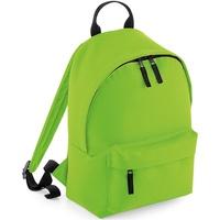 Tassen Rugzakken Bagbase BG125S Kalk groen