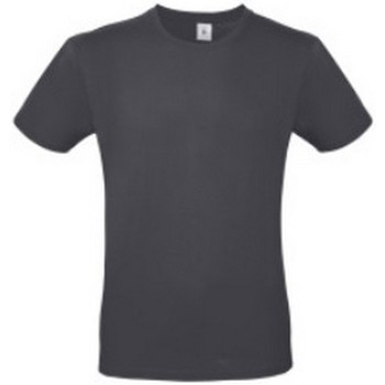 Textiel Dames T-shirts korte mouwen B And C BA210 Donkergrijs