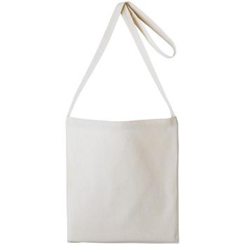 Tassen Schoudertassen met riem Nutshell RL400 Natuurlijk
