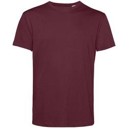 Textiel Heren T-shirts korte mouwen B&c BA212 Bourgondië