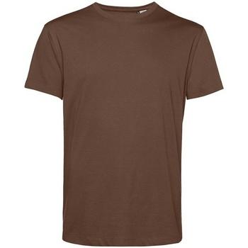 Textiel Heren T-shirts korte mouwen B&c BA212 Koffie