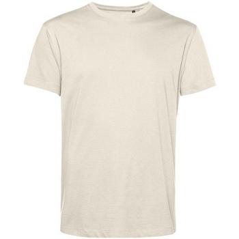 Textiel Heren T-shirts korte mouwen B&c BA212 Gebroken wit