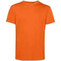 Textiel Heren T-shirts korte mouwen B&c BA212 Oranje