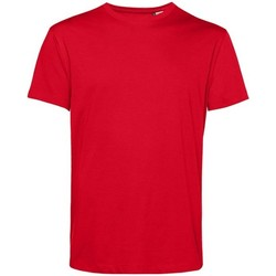 Textiel Heren T-shirts korte mouwen B&c BA212 Rood