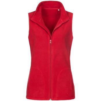 Textiel Dames Jacks / Blazers Stedman  Scharlakenrood