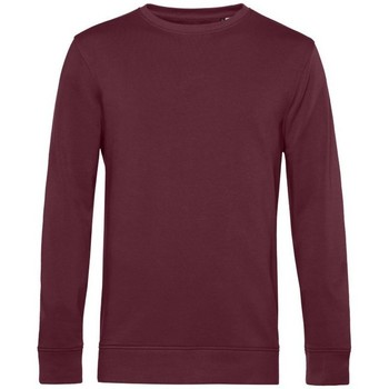 Textiel Heren Sweaters / Sweatshirts B&c WU31B Bourgondië