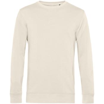 Textiel Heren Sweaters / Sweatshirts B&c WU31B Gebroken wit