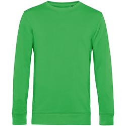 Textiel Heren Sweaters / Sweatshirts B&c WU31B Appelgroen