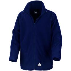 Textiel Kinderen Fleece Result RS114B Koningsblauw