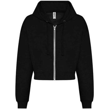 Textiel Dames Sweaters / Sweatshirts Awdis  Diep zwart