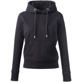Textiel Dames Sweaters / Sweatshirts Anthem AM03 Zwart