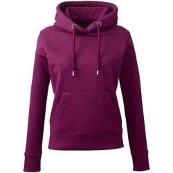 Textiel Dames Sweaters / Sweatshirts Anthem AM03 Bourgondië