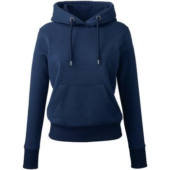 Textiel Dames Sweaters / Sweatshirts Anthem AM03 Marine