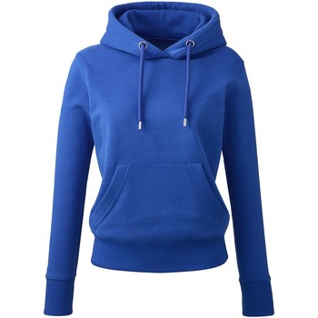 Textiel Dames Sweaters / Sweatshirts Anthem AM03 Koningsblauw