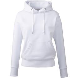 Textiel Dames Sweaters / Sweatshirts Anthem AM03 Wit