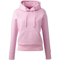 Textiel Dames Sweaters / Sweatshirts Anthem AM03 Roze