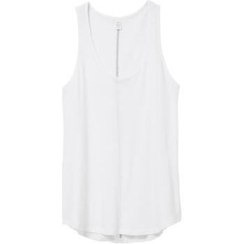 Textiel Dames Mouwloze tops Alternative Apparel AT012 Wit