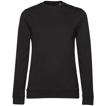 Textiel Dames Sweaters / Sweatshirts B&c WW02W Zwart
