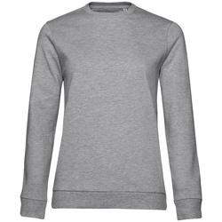Textiel Dames Sweaters / Sweatshirts B&c WW02W Grijze Heide