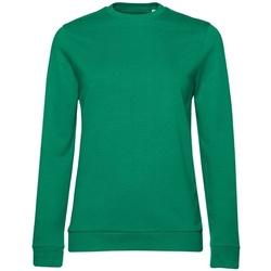 Textiel Dames Sweaters / Sweatshirts B&c WW02W Kelly Groen