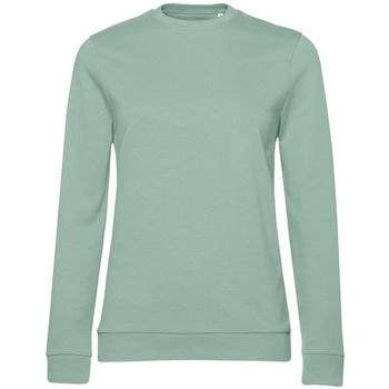Textiel Dames Sweaters / Sweatshirts B&c WW02W Kaki Groen