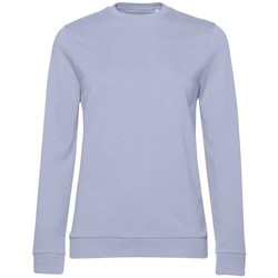 Textiel Dames Sweaters / Sweatshirts B&c WW02W Lavendel Paars