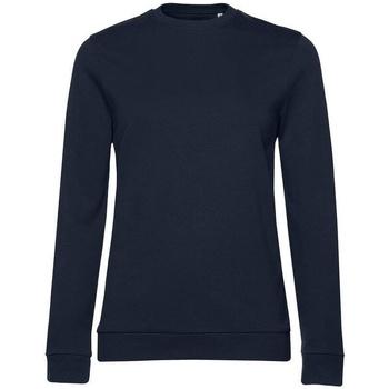 Textiel Dames Sweaters / Sweatshirts B&c WW02W Marine