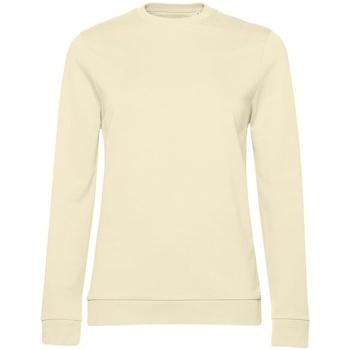Textiel Dames Sweaters / Sweatshirts B&c WW02W Lichtgeel